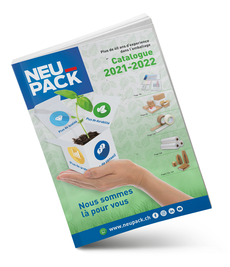 Catalogue Neupack